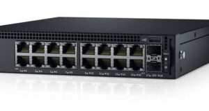 Dell Networking X1018P 18-port Smart Managed Switch
