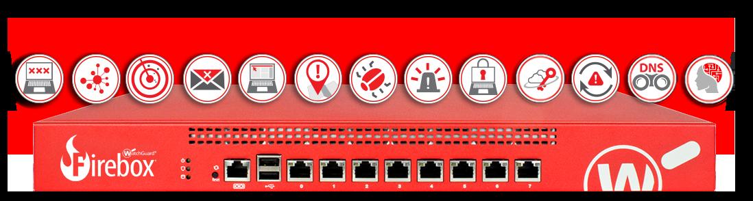 WatchGuard Firewall Support