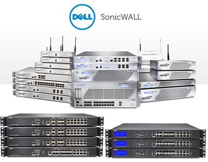 SONIC WALL Firewall Provider in Delhi – India