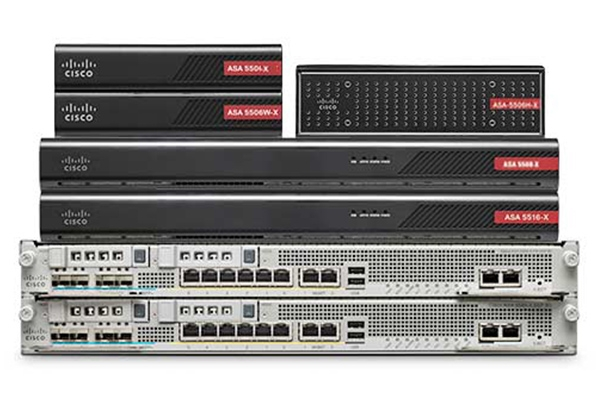 Cisco ASA 5500-X with FirePOWER Services