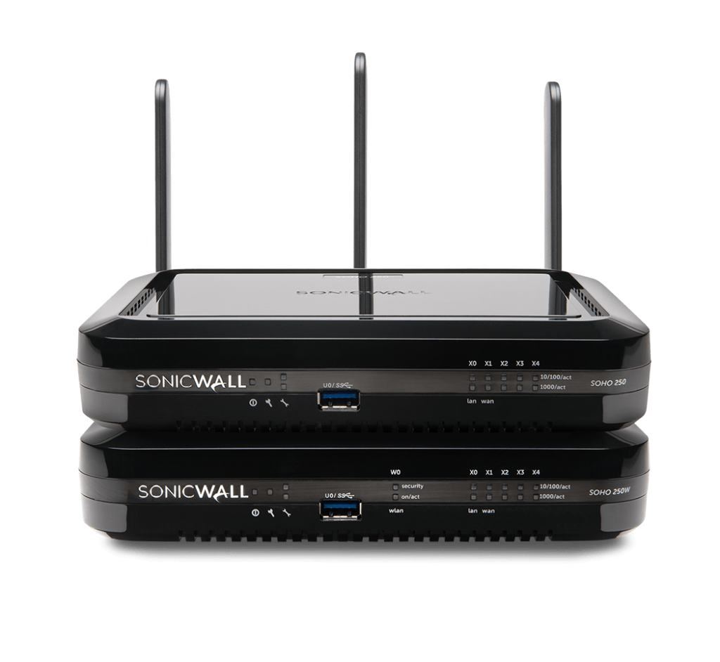 SonicWall Soho Firewall Support