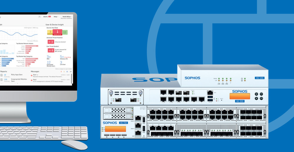 Sophos Hardware Firewall Company in India