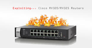 New Exploit Threatens Over 9,000 Hackable Cisco RV320/RV325