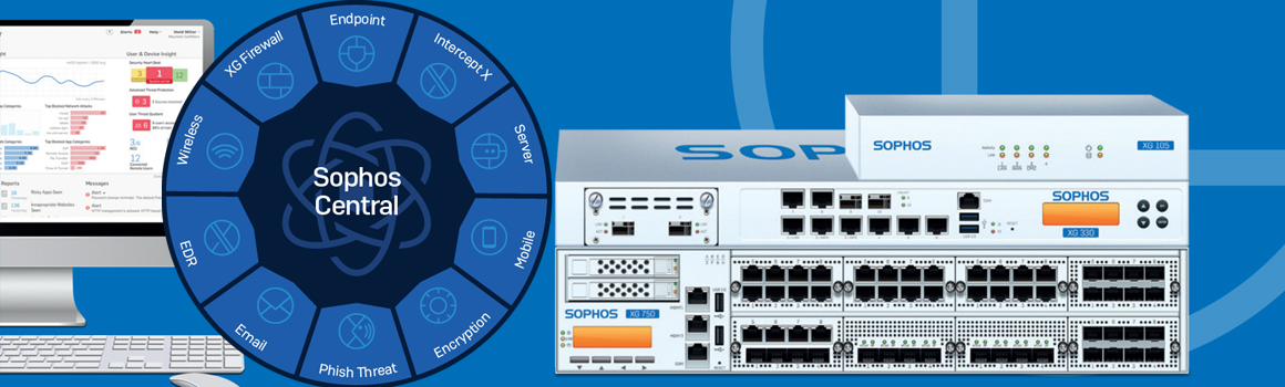 Sophos: Most versatile firewall option