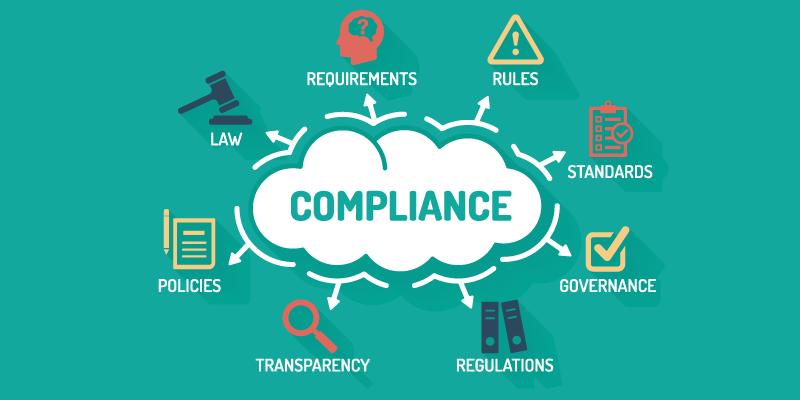 Meet compliance requirements