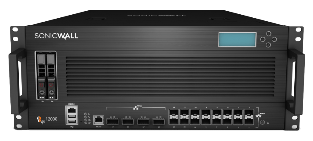 Sonicwall Highend Firewall & HA Support