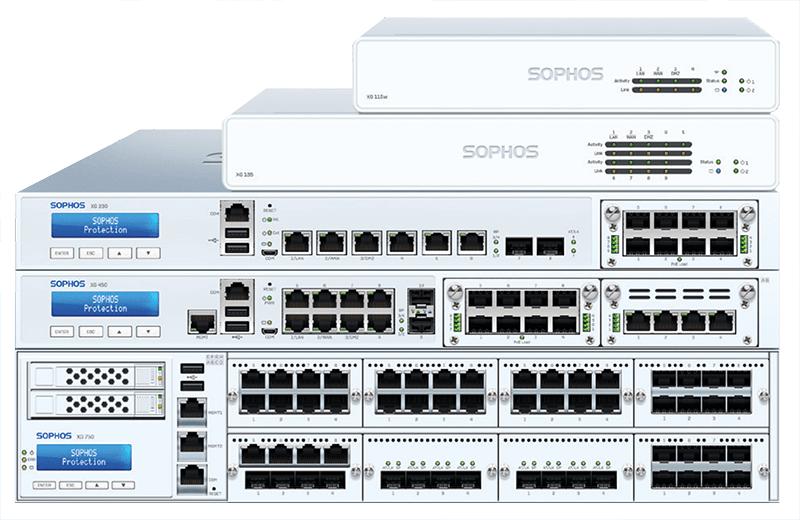 Sophos Firewall Support